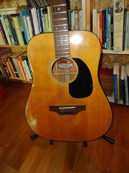 canadian vintage guitar hunt vintage gibson b45 12 string acoustic. Black Bedroom Furniture Sets. Home Design Ideas