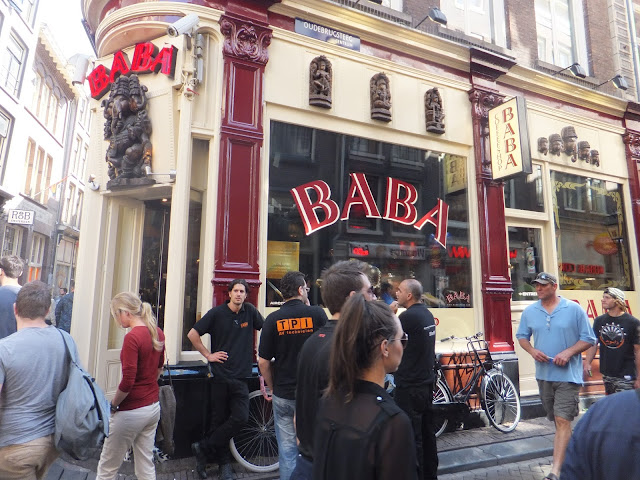 Coffee shops, Barrio Rojo, Amsterdam