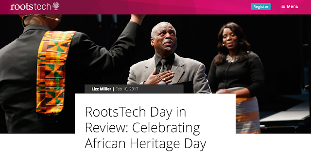 #RootsTech 2017 in Brief: Notes from the Conference -- #15