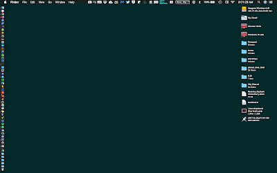 Screenshot using COMMAND+SHIFT+3