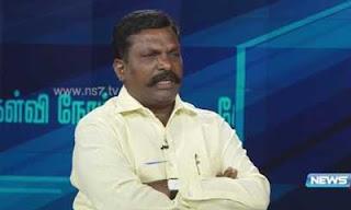 Special Kelvi Neram With Thirumavalavan 21-05-2016 | News 7 Tamil