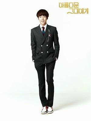 Lee Hyunwoo sebagai Cha Eun Gyeol