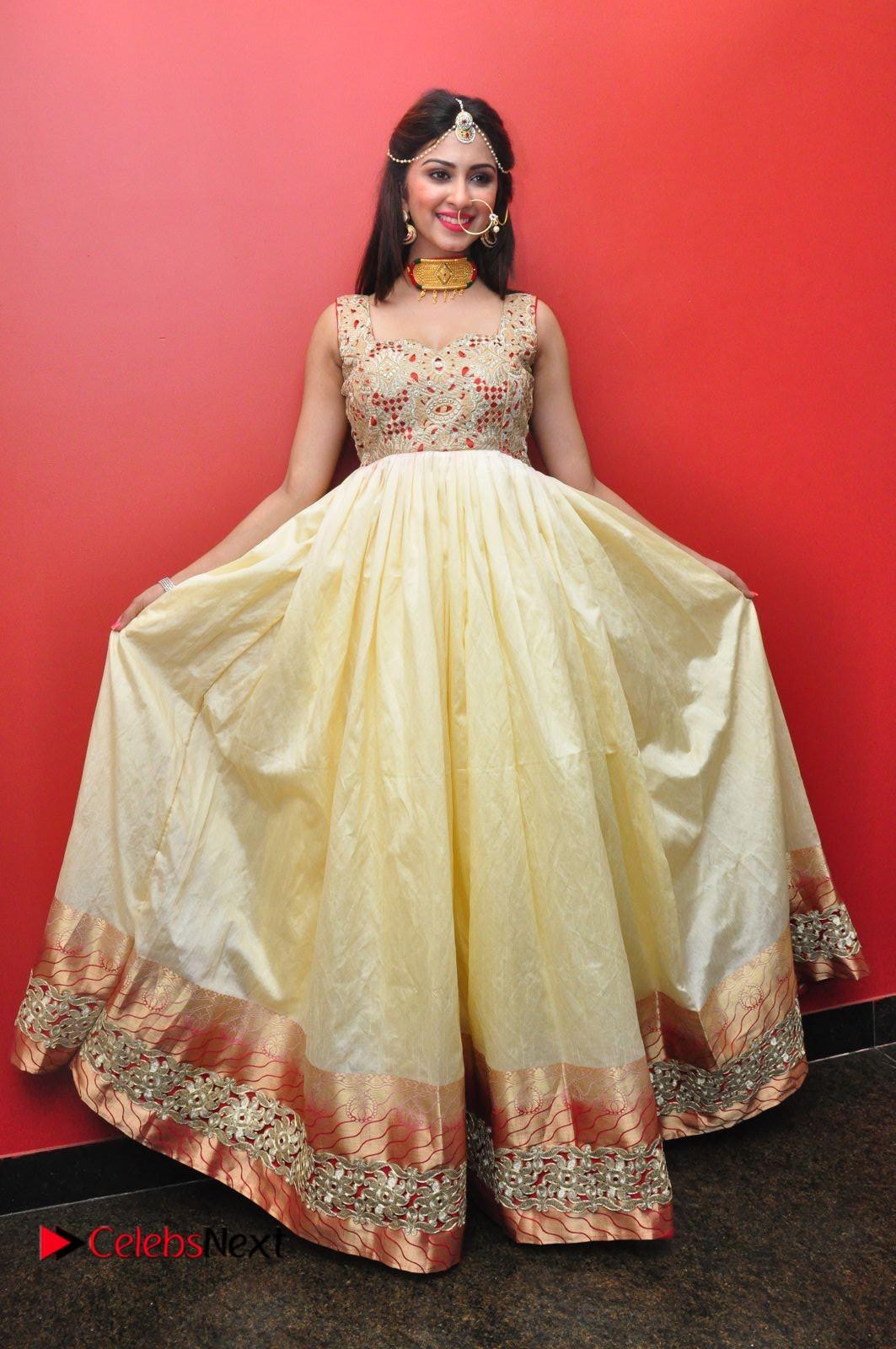 Actress Eshanya Pictures at Women Anthem Album Launch  0109.JPG