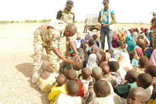 Photos Of 998 Persons Soldiers Rescued From Boko Haram Captivity 5