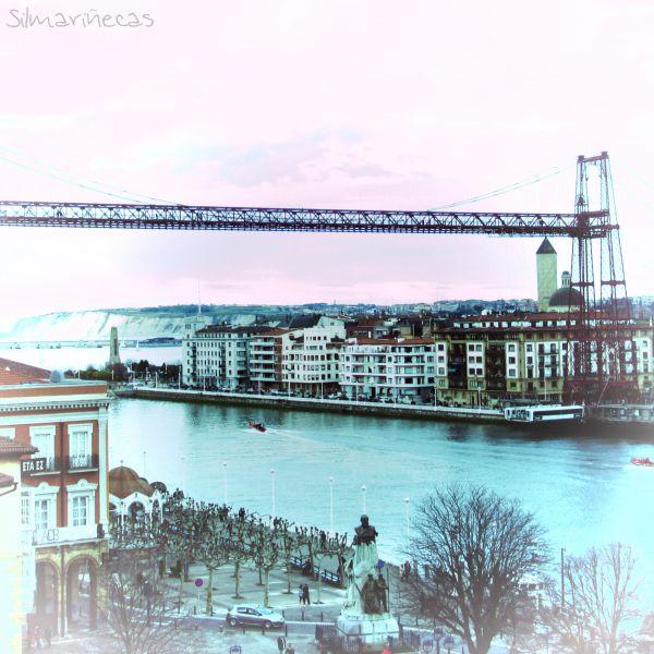 Puente Colgante Vizcaya - Portugalete
