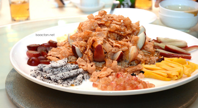 Golden Fortune Yee Sang