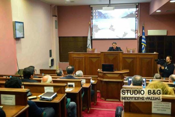 Συνεδριάζει το Δημοτικό Συμβούλιο στο Άργος για την εγκρίση και ψηφίση του προϋπολογισμού του Δήμου Άργους – Μυκηνών 2017