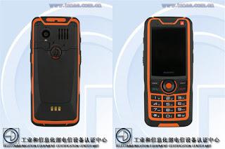 Huawei Physical Keyboard Phone