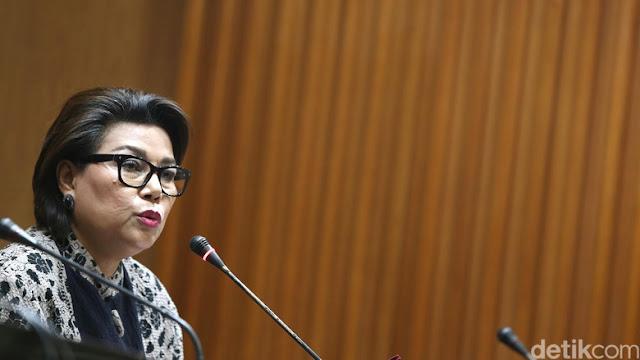 KPK OTT Anggota DPR Eni Saragih, Total Duit Diamankan Rp 500 Juta