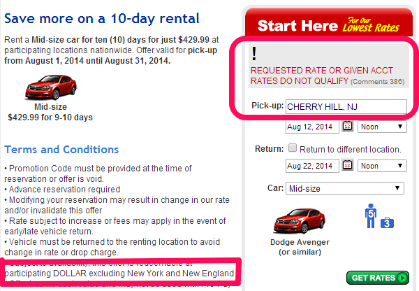 Enterprise Car Rental One Way Coupons