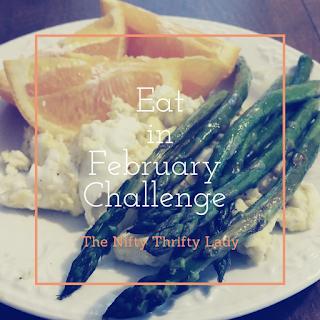 Eat in Challenge