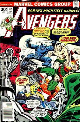 Avengers #155, Dr Doom