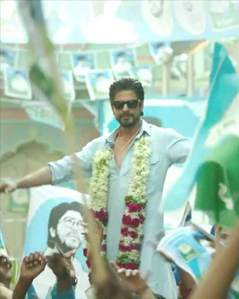 S K Technology Blog About Srk New Movie Raees