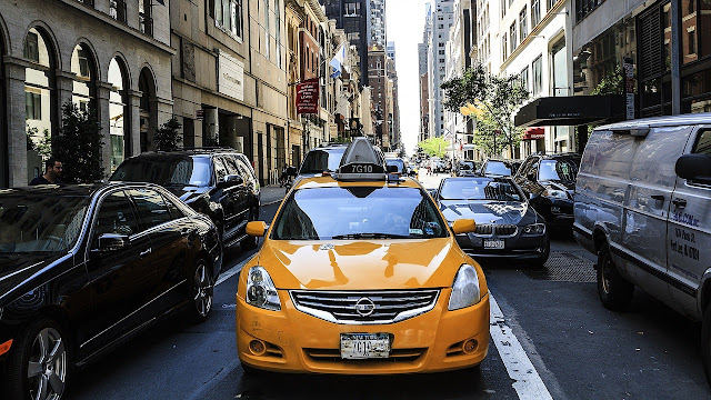 Safety Traveling Tips When Riding A Taxi