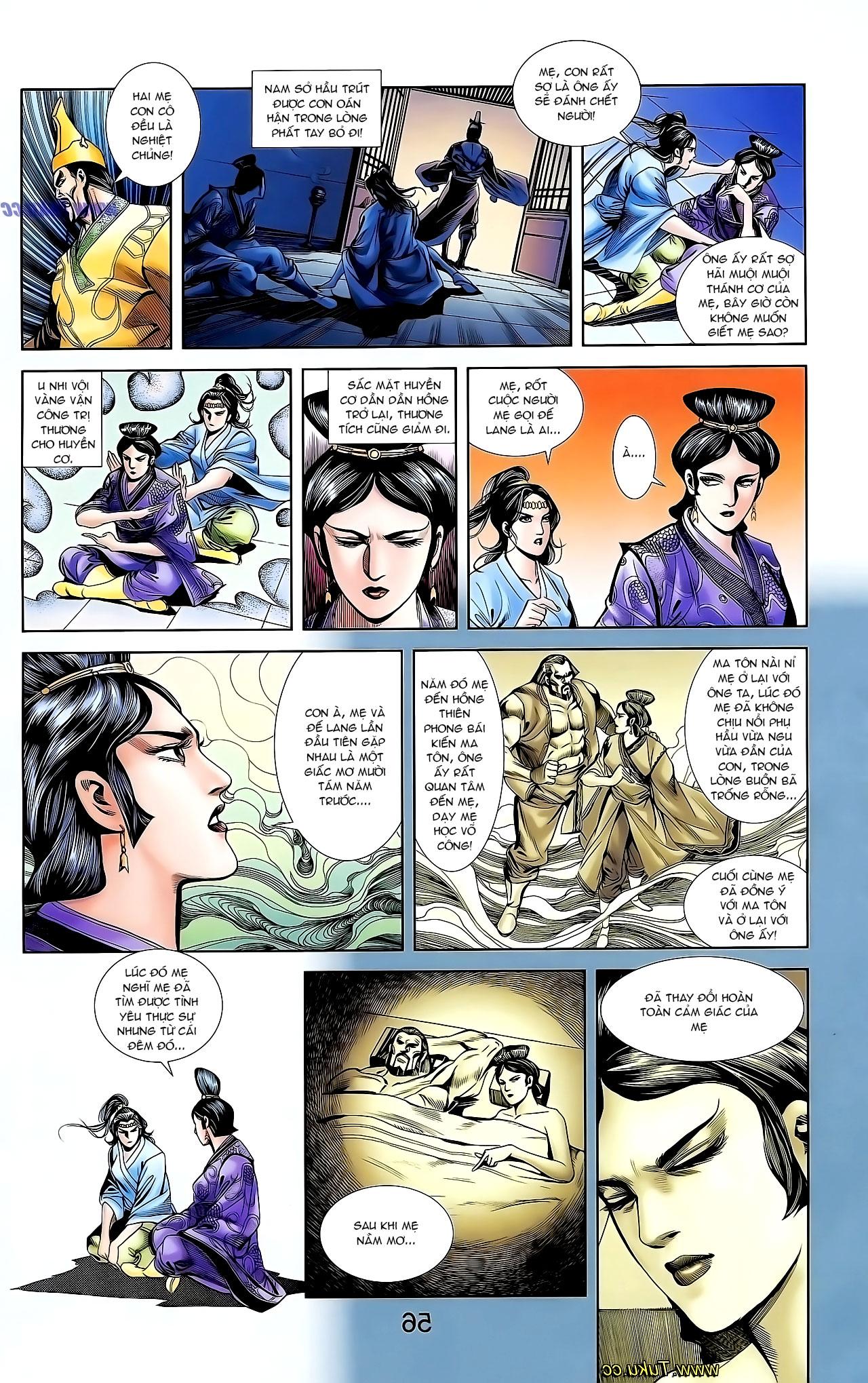 Cơ Phát Khai Chu Bản chapter 127 trang 16