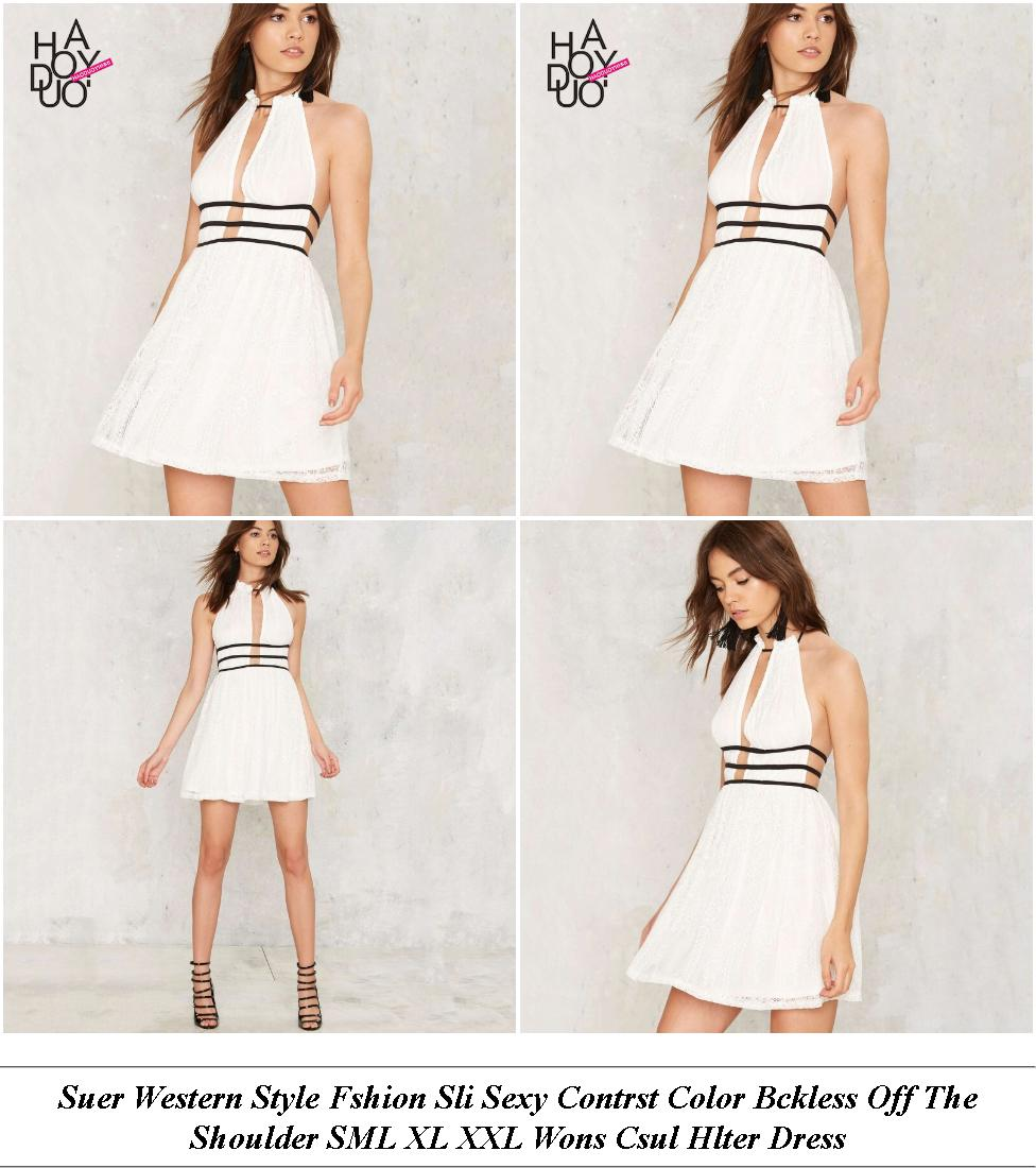 Party Dresses - Huge Sale - Polka Dot Dress - Cheap Clothes Online