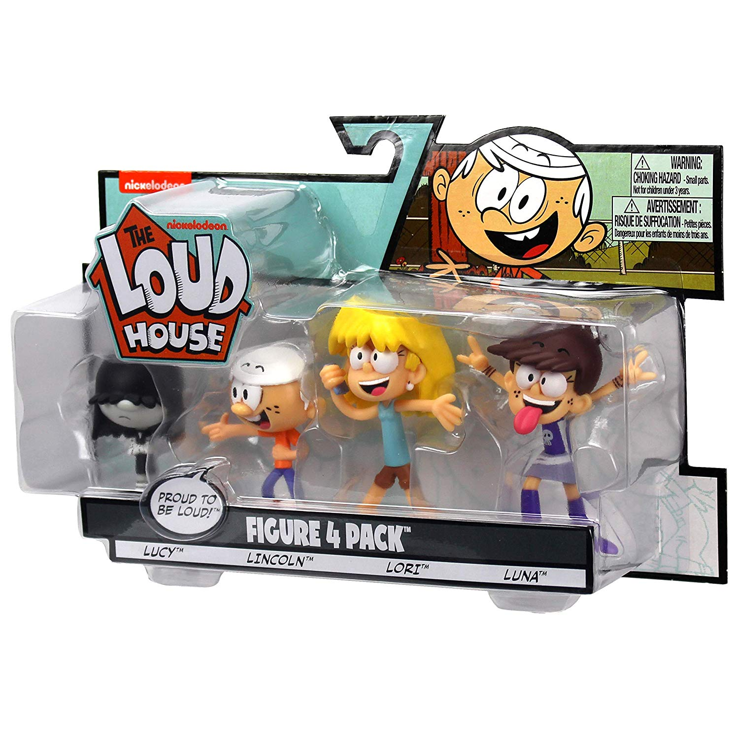 loud house on JumPic com