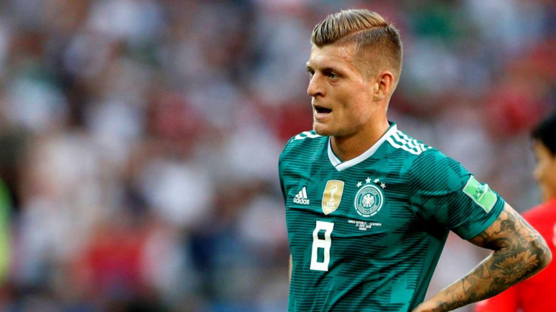 Ter Stegen dan Kroos Tidak Masuk Skuat Tim nasional Jerman