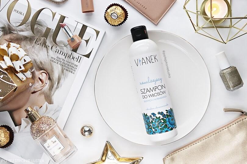 szampon nawilżający vianek