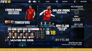 تحميل لعبة FIFA 18 للأندرويد بحجم 300 ميغابايت و بدون انترنيت / Download FIFA 18 300 MB Android