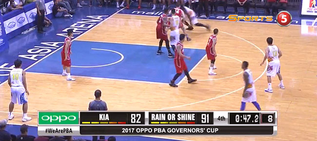 Rain or Shine def. KIA Picanto, 94-86 (REPLAY VIDEO) August 13