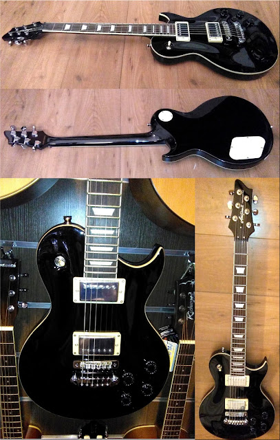 Guitarra eléctrica Aria PE 350