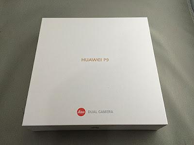 HUAWEI P9化粧箱