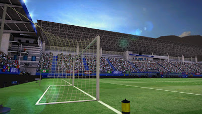 PES 2017 Stadium Municipal de Ipurua by PES Mod Goip