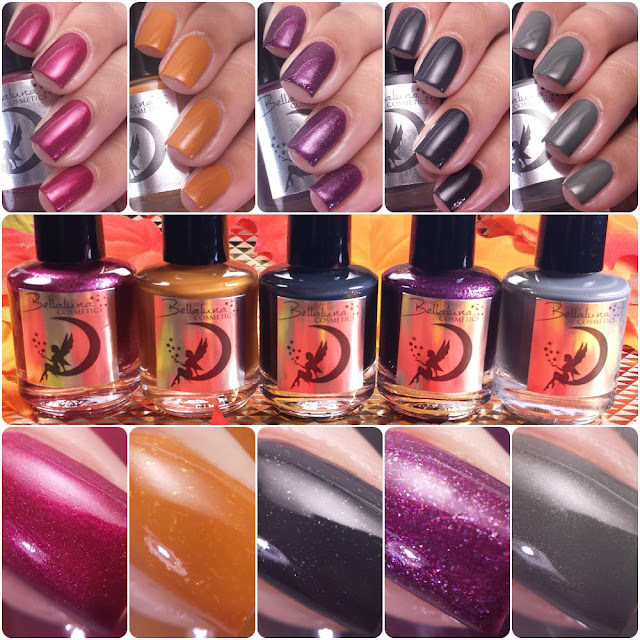 Bellaluna Cosmetics - Fall 2015 Collection