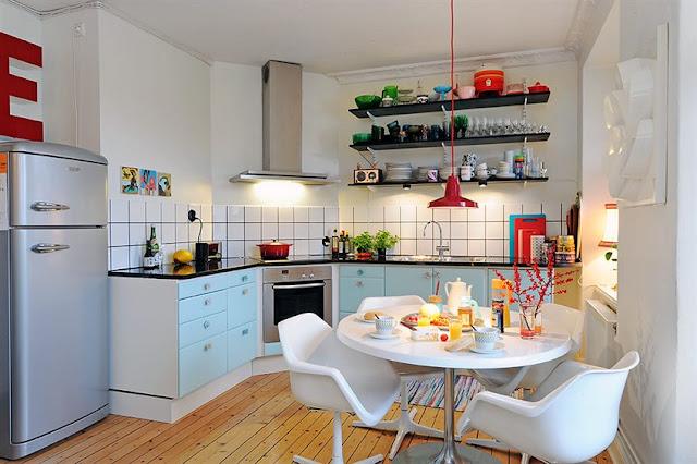 tủ bếp thời đại mới - mẫu số 2