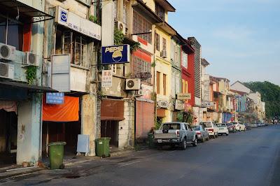 Ruko, Chinese Town, Waterfront Kuching, Sarawak, Malaysia