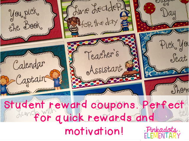 https://www.teacherspayteachers.com/Product/Reward-Coupons-60-Coupons-PERFECT-for-Classroom-Management-542106