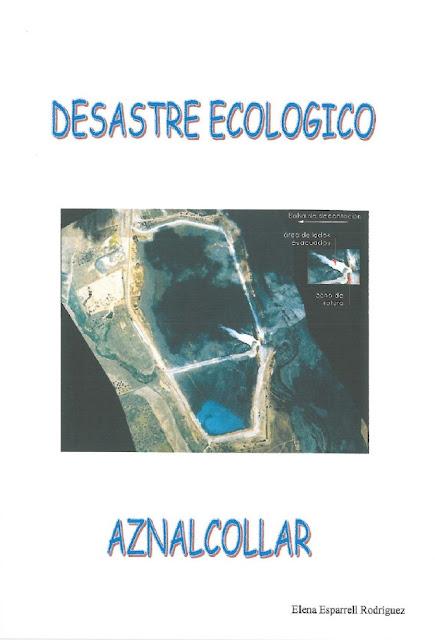 Desastre ecológico, Azanalcóllar