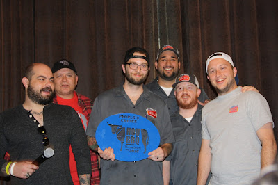 2016 Houston BBQ Throwdown People's Choice winner