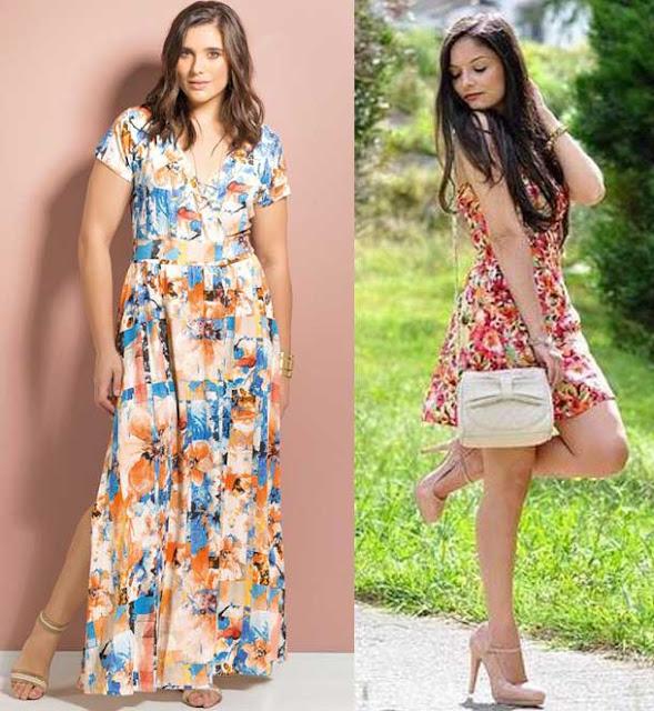 Combinar de Patrones de vestidos Largos