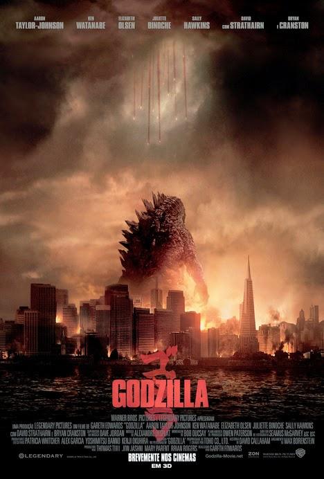 Godzilla 2014 Dublado