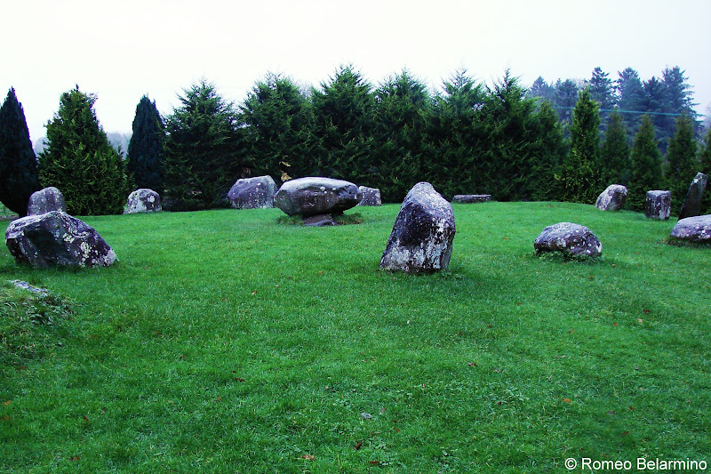 Kenmare Stone Circle Things to See in Ireland Road Trip Itinerary