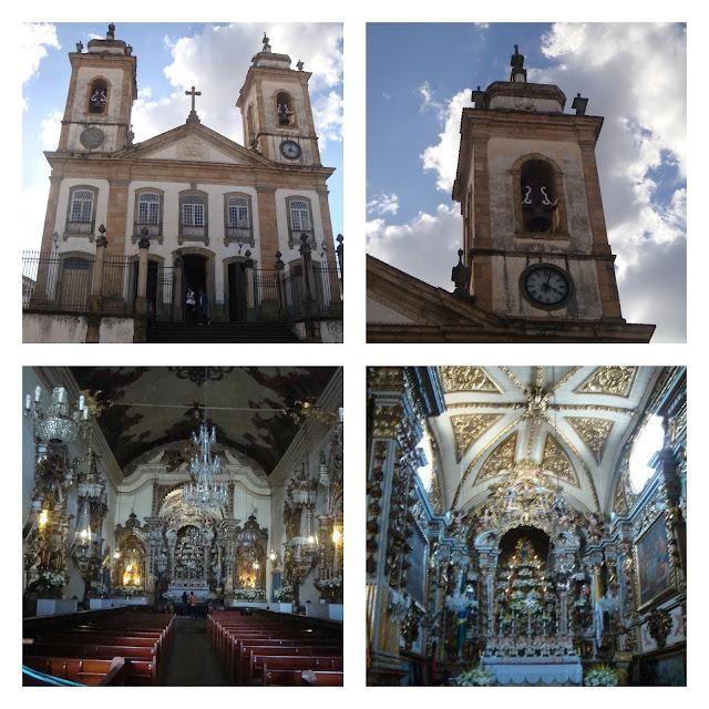 Igreja Nossa Senhora do Pilar - São João del Rei - MG
