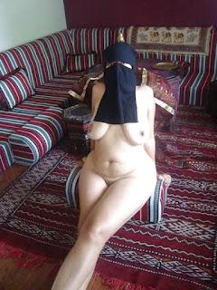 Tante Sange Berjibab Asal Turki