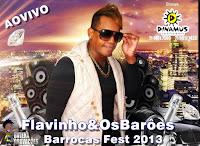 DE FLAVINHO E OS COMPLETO BAROES BAIXAR CD