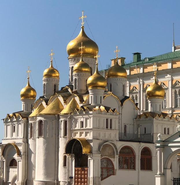 Kremlin - Catedral da Anunciação