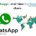 महिलाएं  Whatsapp  का उपयोग न केवल चैटिंग के लिए करे बल्कि अपनी सुरक्षा के लिए भी करे।  Use whatsapp for your safety and share your live location with your family members