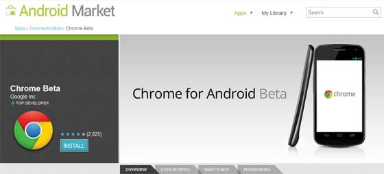 gchrome-android