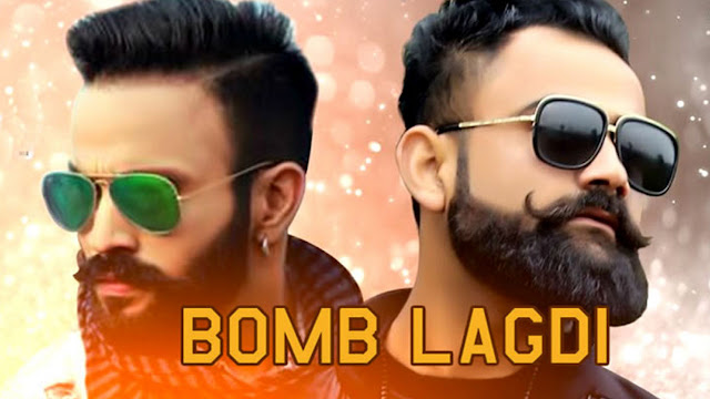 Bomb Lagdi Lyrics - Amrit Maan - Punjabi Song