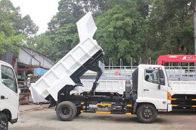 xe tải FC 6 tấn