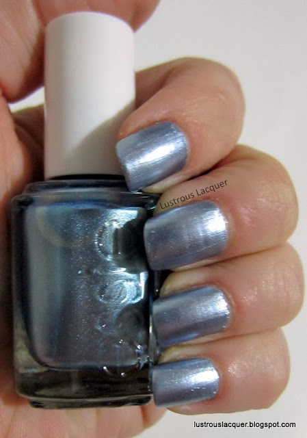 Essie Blue Rhapsody, Mirror Metallic Collection