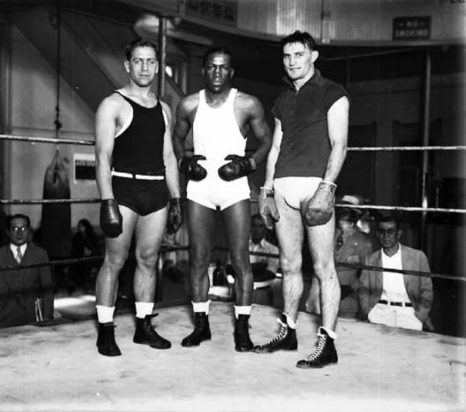 Arte Barrato: Freddie Steele, Boxer & Film Actor
