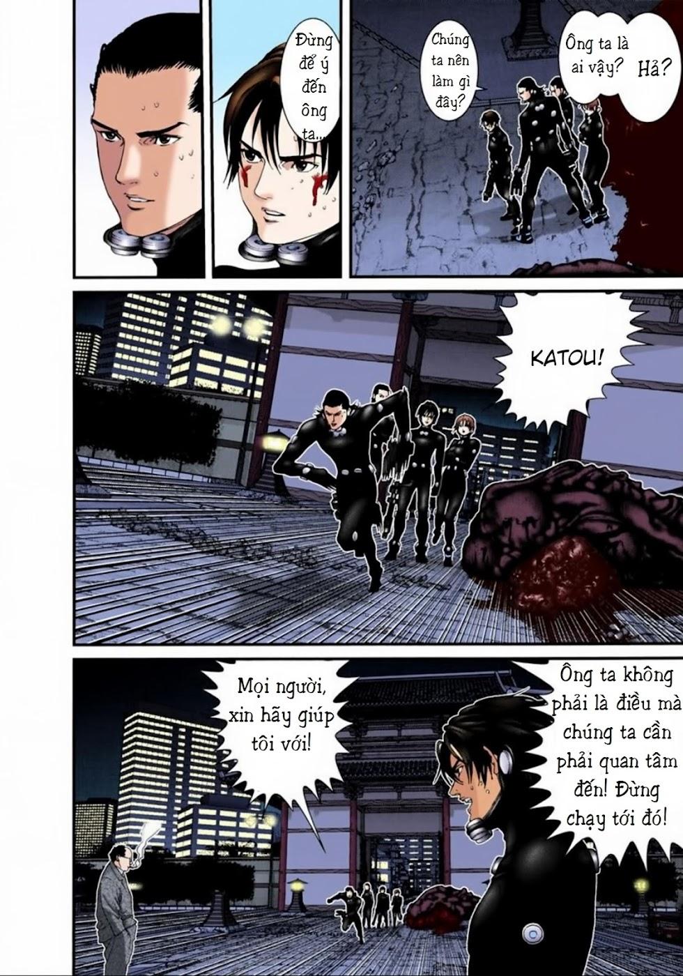Gantz Chap 70: Cảm thấy giỏi hơn trang 16
