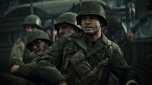 Call of Duty: WWII presenta su campaña en vídeo