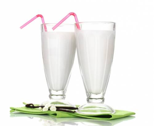 Milkshake with ice cream simple recipe